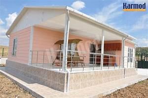 Prix Maison En Bois En Kit : maison prefabriquee beton prix 0 maison kit bois ~ Nature-et-papiers.com Idées de Décoration
