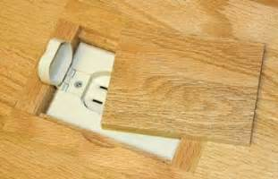 floor outlet cover for use in wood floors ideas the cottage the floor and