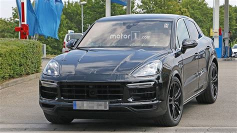 2020 Porsche Cayenne Model by 2020 Porsche Cayenne Coupe New Photos Motor1 Photos