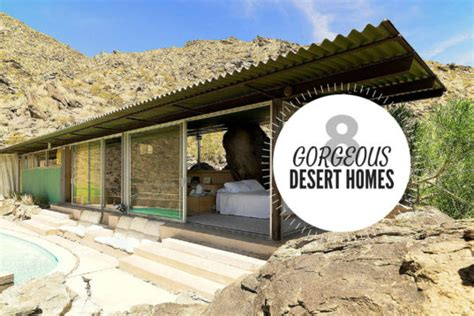 8 Gorgeous Eco-friendly Homes Designed For The Desert