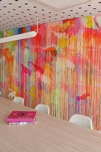 Wand Mit Fotos Gestalten : tolle wandgestaltung mit farbe 100 wand streichen ideen wand gestalten pinterest ~ Orissabook.com Haus und Dekorationen