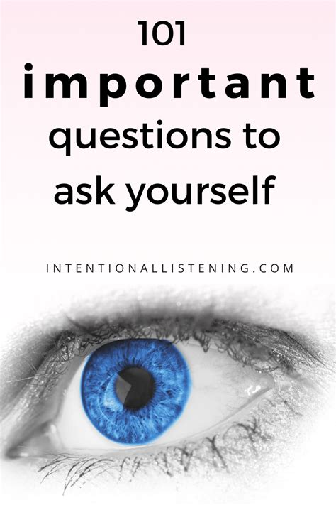 101 Questions to Ask Yourself to Uplevel Your Life Now in ...