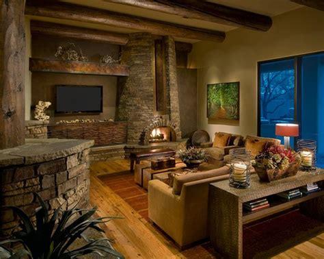 rustic livingroom unique and attractive rustic living room ideas decozilla