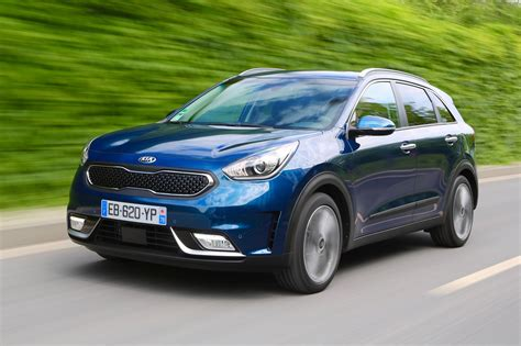 kia niro  review car magazine
