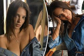 Emily Ratajkowski reveals backlash against 'too sexy ...
