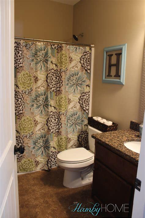 tgif house  guest bathroom  hamby home