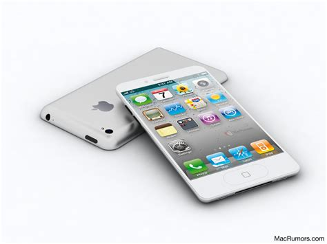 what will the iphone 10 look like this could be what apple s iphone 5 looks like mac rumors