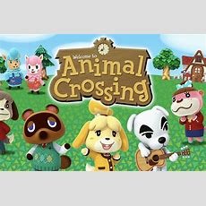 Nintendo Announces Animal Crossing Pocket Camp For Ios & Android