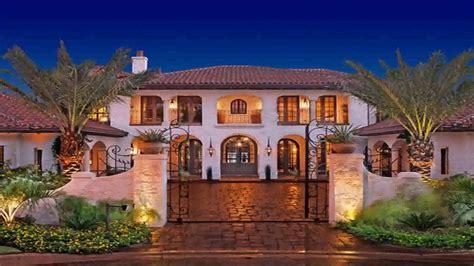 spanish style hacienda house plans  description
