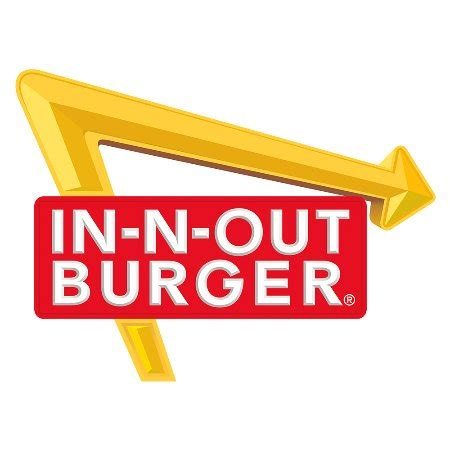 LOGO - Picture of In-N-Out Burger, West Hollywood ...