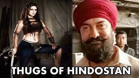 Aamir Khan Signed Dangal Costar Fatima In Thugs Of