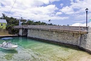 Photos: Work On Somerset Bridge Completed - Bernews