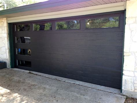 3 importance s of window panels in your garage door