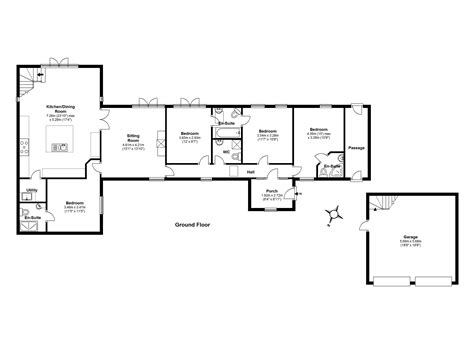 barn conversion  mezzanine floor plan google search