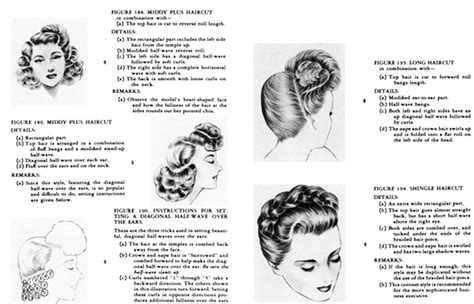 1940s Hairstyle Tutorial by Vintage 1940s Vintage Hair Hair Tutorial Vintage Hair
