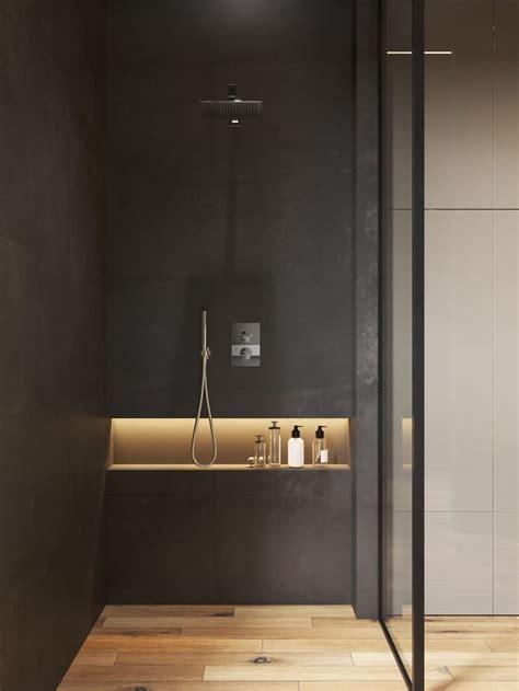 build  shower niche   bathroom design
