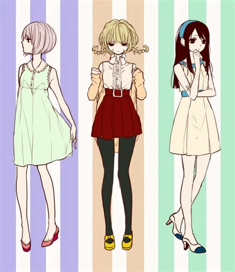 Cute outfits   ideas for drawing clothes   Pinterest   Anime Drawing fashion and Drawings