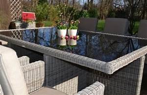 Rattan Sitzgruppe Garten : polyrattan rattan geflecht garten sitzgruppe toscana xl in ~ Lateststills.com Haus und Dekorationen