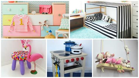 Ikea Hängeregal Kinderzimmer by Sieben Gro 223 Artige Ikea Hacks F 252 Rs Kinderzimmer Littleyears