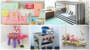 Wandregal Kinderzimmer Ikea : sieben gro artige ikea hacks f rs kinderzimmer littleyears ~ Michelbontemps.com Haus und Dekorationen
