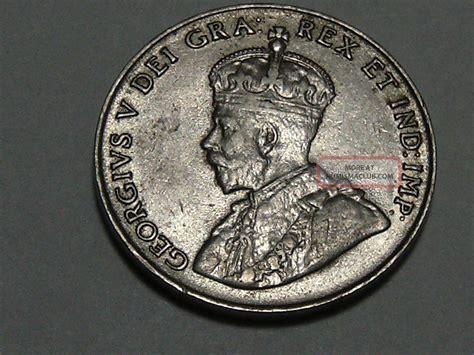 1924 Canadian Nickel (vf++