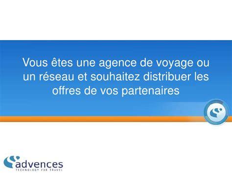 advences technologie pour agences de voyage 1 2