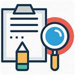 Icon Study Case Investigation Research History Dossier