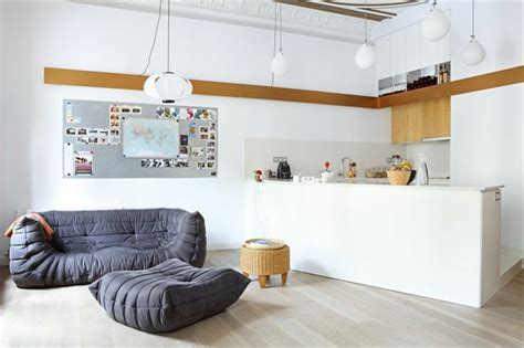 canap loft les beaux décors avec le canapé togo légendaire archzine fr