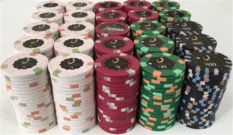500 Horseshoe Casino Paulson Set