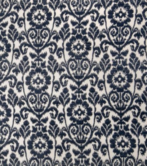 Design Upholstery Eaton by Upholstery Fabric Eaton Square Herald Navy Costume