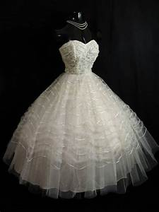 1950s wedding dress 195039s wedding pinterest wedding With 1950s wedding dresses