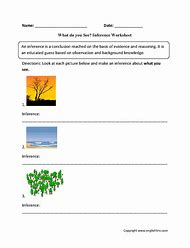 Best Inference Worksheets Ideas And Images On Bing Find What You