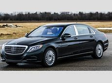 2020 MercedesMaybach S550 4MATIC Review Cars Auto