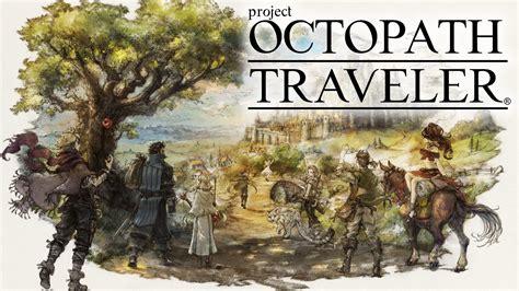 Final Fantasy Xiii Wallpaper Octopath Traveler Neue Screenshots Erschienen Final Fantasy Dojo