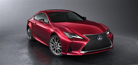 Lexus Sports Car 2020 by 2020 Lexus Rc Top Speed