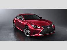 2020 Lexus RC Top Speed