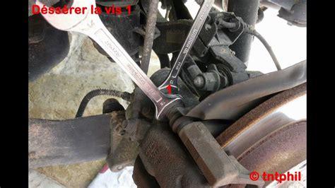 comment changer les plaquettes de frein de sa voiture