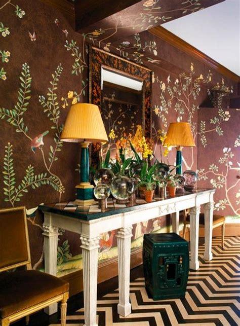 malachite green colors  modern decor ideas