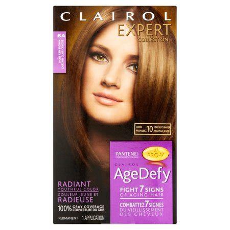 clairol age defy hair color clairol expert n easy age defy permanent hair color