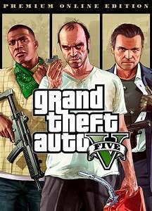 Comprar Grand Theft Auto V: Premium Online Edition Rockstar