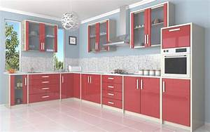 Meuble cuisine en chene trendy agrable peindre armoire for Idee deco cuisine avec meuble salle a manger chene