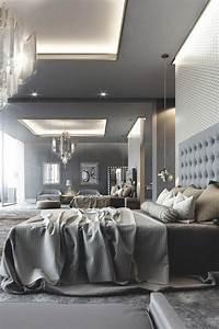 Chambre à Coucher Adulte : choisir la meilleure id e d co chambre adulte ~ Teatrodelosmanantiales.com Idées de Décoration