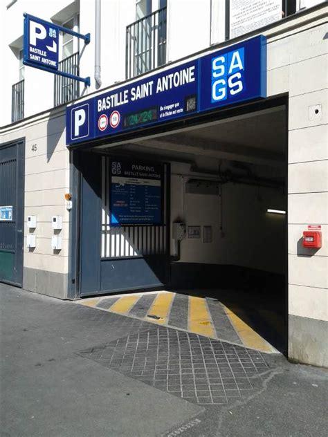 parking porte de clignancourt parking et stationnement sur voirie sags une solution