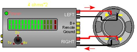Wiring An Lifier And Sub by Wiring Single 4 Ohm Dvc Sub To A 2 Channel Maxima Forums