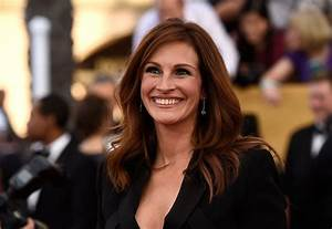 Julia Roberts People's Most Beautiful Woman 2017 ...