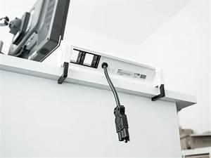 Bachmann Desk 2 3x Power Socket Outlets 2x Cat6 1x Usb 1x