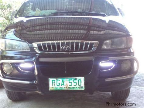 Used Hyundai hyundai starex | 2000 hyundai starex for sale | Pangasinan Hyundai hyundai starex ...