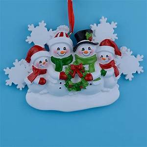 Aliexpress com : Buy Wholesale Resin Snowman Family of 4