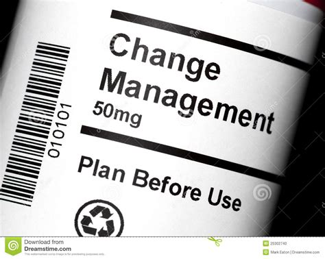 change management stock photo image  decision