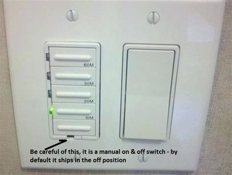 Switch For Bathroom Fan And Light Freetemplateub